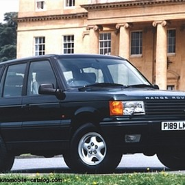 Land Rover - Range Rover (P38) [1995-2002] (Photo source: Land-Rover)