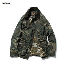 SOPHNET. - SOPHNET. BARBOUR SLIM-FIT BEDALE
