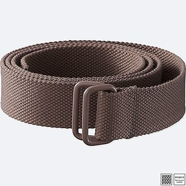 UNIQLO - MEN U TAPE BELT, PURPLE, large