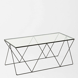 urban outfitters - Magical Thinking Diamond Coffee Table