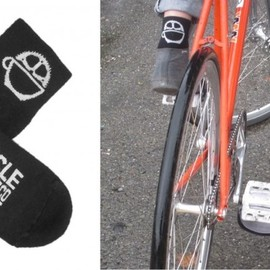 BICYCLE COFFEE - CLASSIC SOCK