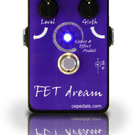 CE Pedals - FET Dream Overdrive/Distortion Pedal