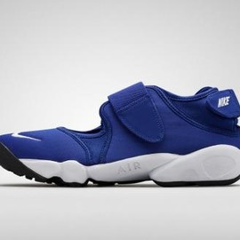 Nike - NIKE AIR RIFT SP HYPER BLUE/BLACK-WHITE