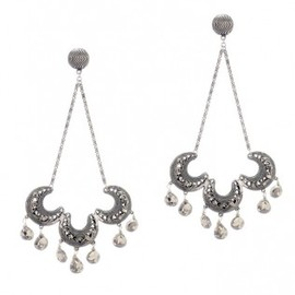 Miriam Haskell For Decades Edie Earrings - ピアス