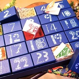 BOX & NEEDLE - BOX & NEEDLE Original Advent Calender Box