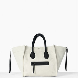 CELINE - LUGGAGE PHANTOM IN CANVAS