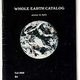 STEWART BRAND - WHOLE EARTH CATALOG FALL 1968