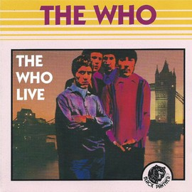 The Who - The Who Live Recorded Live At Amsterdam Opera House 29.9.69