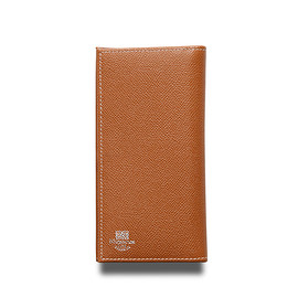 Whitehouse Cox - ホワイトハウスコックス | S9697 LONG WALLET / LONDONCALF × BRIDLE(TAN/HAVANA)