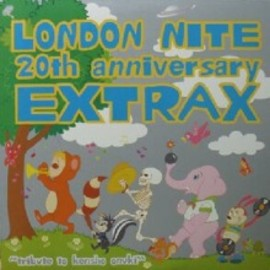 "Various Artists - LONDON NITE 20TH ANNIVERSARY EXTRAX ""TRIBUTE TO KENSHO ONUKI""  / EASTWEST"