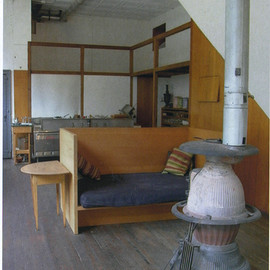Donald Judd - Kitchen / Daybed