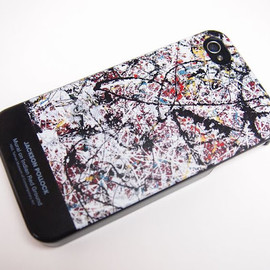 jackson pollock - iphone4 case