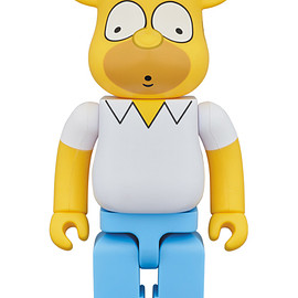 MEDICOM TOY - BE@RBRICK HOMER SIMPSON 400%