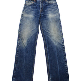 Levi's Vintage Clothing - Vintage 90s Levi Strauss 505 Regular Fit Straight Leg Made in USA Mens Size W32 x L34