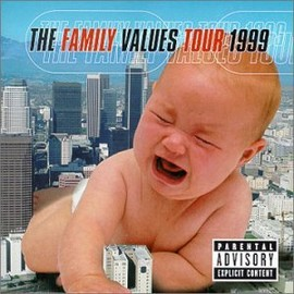 Korn,Limp Bizkit,Primus - Family Values Tour (1999)