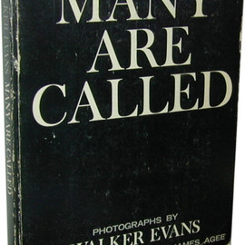 Walker Evans - Many Are Called, First Edition