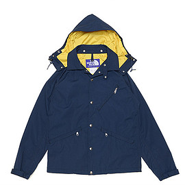 THE NORTH FACE PURPLE LABEL - 65/35 Grizzly Peak Jacket-Dark Navy