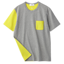 Aloye - Iconic Girls #8 / Short-Sleeve Pocket T-Shirt