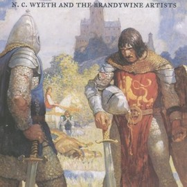 John Edward Dell (Editor), Walt Reed (Collaborator) - Visions of Adventure: N. C. Wyeth and the Brandywine Artists