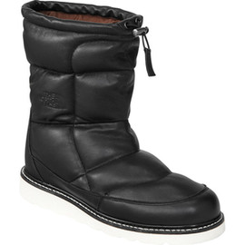 THE NORTH FACE - Nuptse Bootie Leather