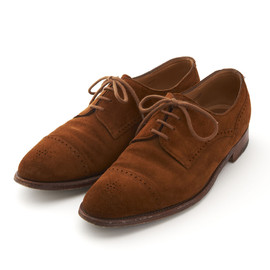 John Lobb - Suede Shoes