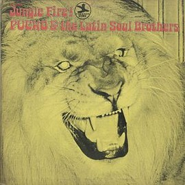 Pucho & The Latin Soul Brothers - Jungle Fire! (Vinyl,LP)