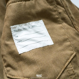 NHC - 3RD JKT (BROWN)