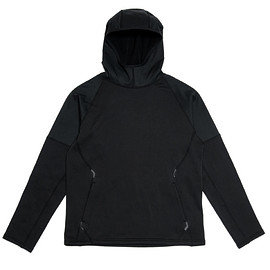N.HOOLYWOOD, Mountain Hardwear - City Dwellers Hoody - Black