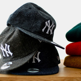 New Era - 8-Panel 18TWENTY NEP H-BONE NY YANKEES Hats