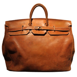 Birkin Bag for Man, Black or Chocolate