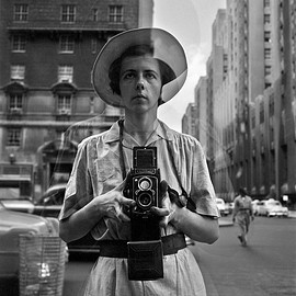 Finding Vivian Maier, John Maloof and  Charlie Siskel