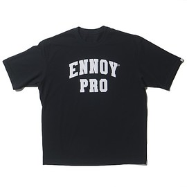The Ennoy Professional® BORDER TEE (WHITE)