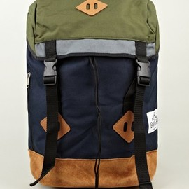 BROOKLYN WE GO HARD - BROOKLYN WE GO HARD x Drifter Canvas Backpack