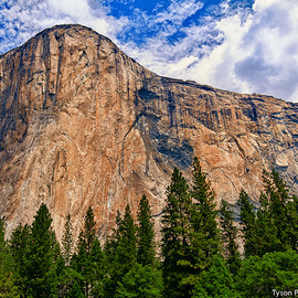 Yosemite National Park, California - 'El Capitan'