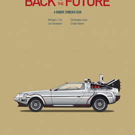 ROBERT ZEMECKIS - BACK TO THE FUTURE