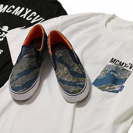 DC Shoes - CHAPTER × Lafayette × DC Shoes M'S TRASE SLIP-ON