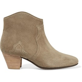 Isabel Marant - Étoile The Dicker suede ankle boots
