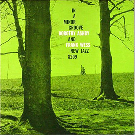 Dorothy Ashby And Frank Wess - In A Minor Groove (Vinyl,LP)