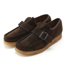 Clarks - Suede Walabee