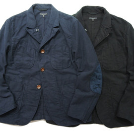 Engineered Garments - BEDFORD JACKET - Moleskin