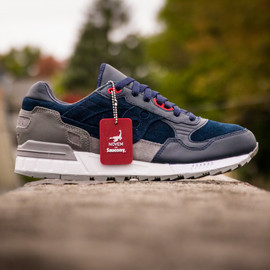 SAUCONY - SHADOW 5000 NOVEM PACK NAVY/GREY/RED