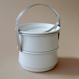 2 Tier lunch pail