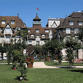 Hotel Normandy - Deauville, France