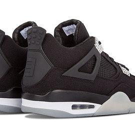 Jordan Brand, Eminem, Carhartt - Air Jordan IV for Eminem - Black/White/Clear Sole