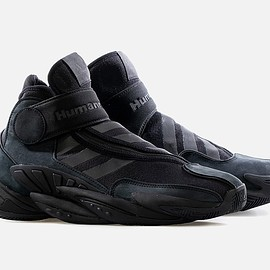 adidas, Pharrell Williams - BYW 0 to 60 - Triple Black