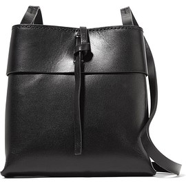 Kara - Nano Tie leather shoulder bag