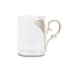 Seletti - Era glass mug - modern -