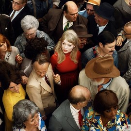 Alex Prager - Face in the Crowd