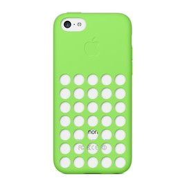 Apple - iPhone 5c Case Green