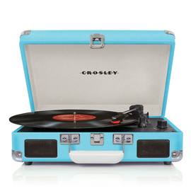 CROSLEY - Cruiser 3-Speed Portable Turntable